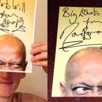 Signed Photo