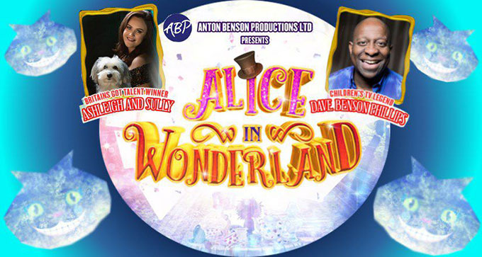 Alice in Wonderland tour