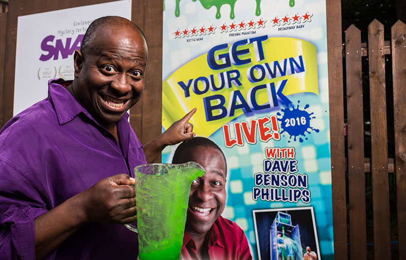 Dave Benson Phillips gungetank Get Your Own Back Gallons of Gunge